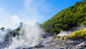 地熱の現状とその展望