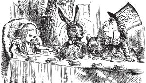 『不思議の国のアリス』から、現代社会の問題をひもとく